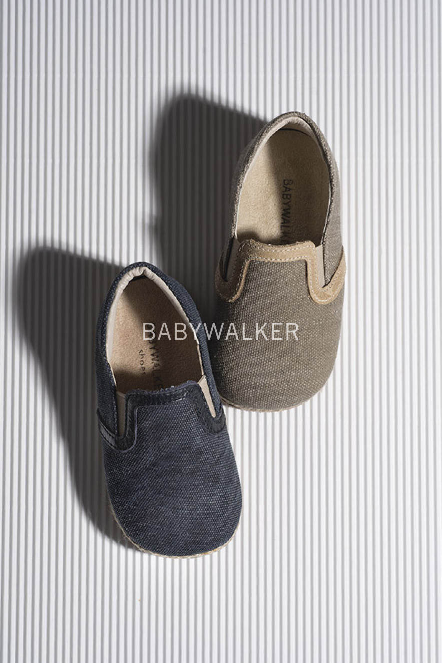 06a062e5f3b Babywalker υφασμάτινη εσπαντρίγια-sleeper